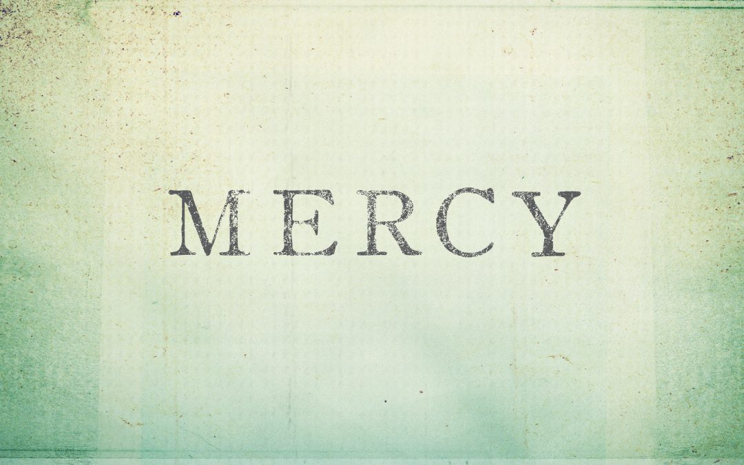 Have Mercy on Me!