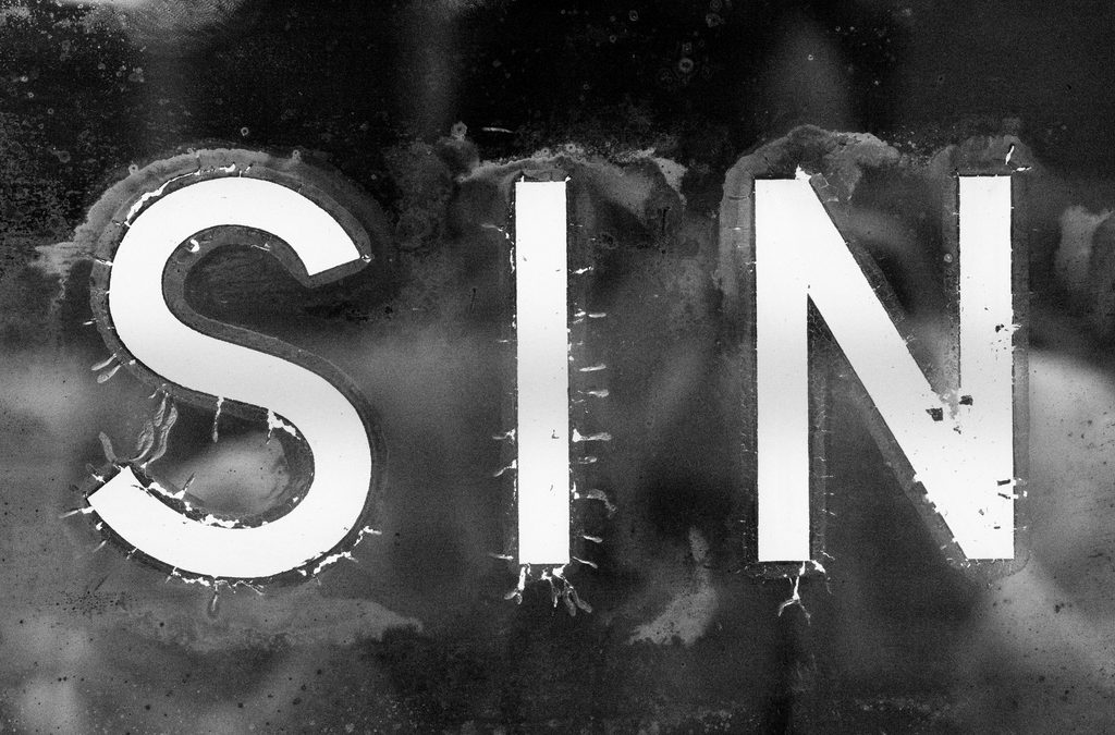 Acknowledge Sin